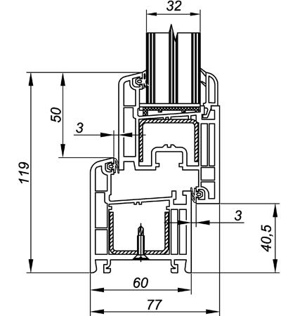 Профильная система ADP 4