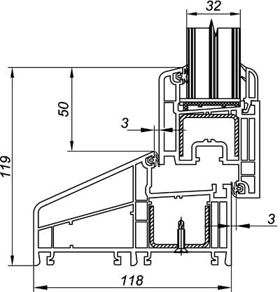 Профильная система ADP 5