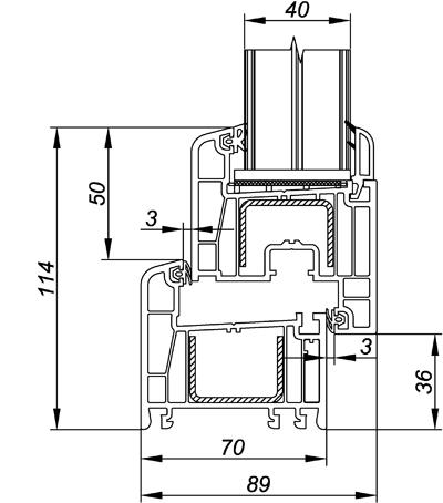 Профильная система ADP 7