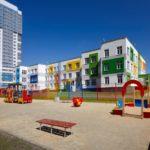 Остекление жилых комплексов