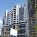Остекление жилого комплекса